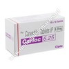 Carloc 6.25 (Carvedilol) - 6.25mg (10 Tablets)