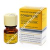 Condyline Topical Solution (Podophyllotoxin) - 0.5% (3.5mL Bottle)