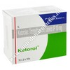 Ketorol 10 (Ketorolac Tromethamine) - 10mg (10 Tablet)