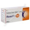Reactin-50 (Diclofenac Sodium) - 50mg (10 Tablets)