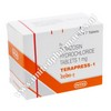 Terapress (Terazosin) - 1mg (7 Tablets)