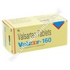 Valzaar (Valsartan) - 160mg (10 Tablets)