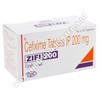 Zifi (Cefixime) - 200mg (10 Tablets)