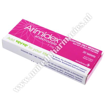 Arimidex ym dose side effects