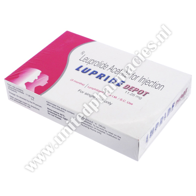 Lupride Injection (Leuprolide Acetate) - 11.25mg (2mL)